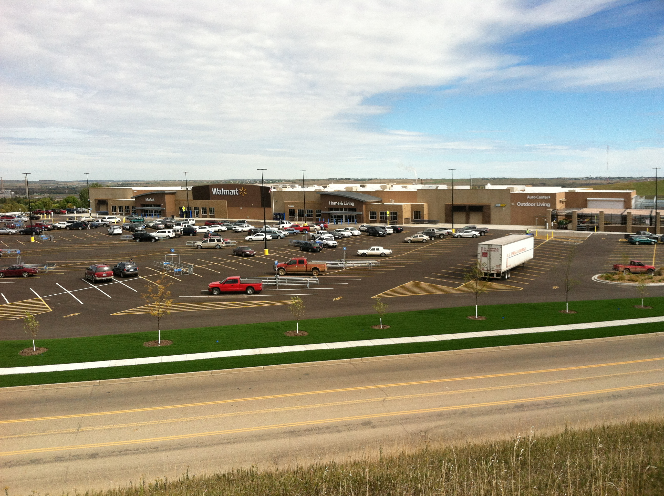 Walmart Expansion and Remodels - Sletten Companies